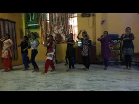 KGACA mat ched balam haryanvi folk dance prctis in academy choreographed bye kernel Singh 903444421,