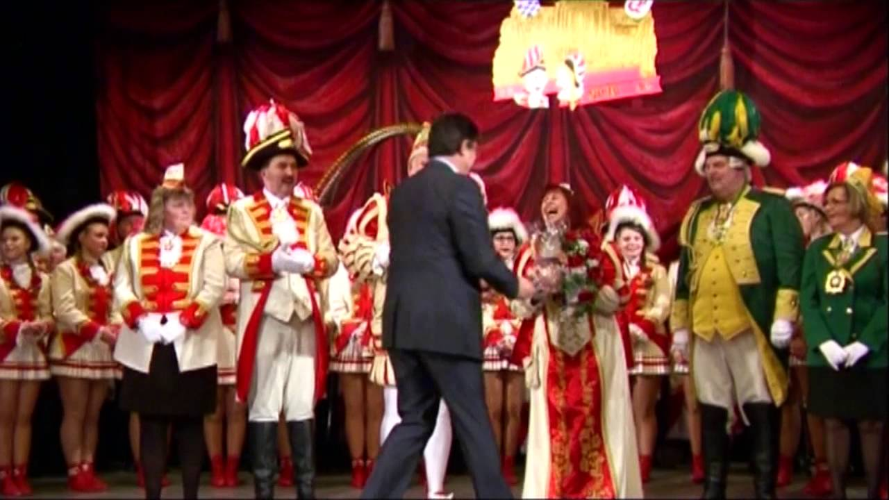 Prinzenproklamation Sankt Augustin Youtube