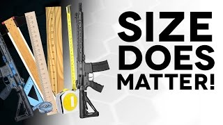 Do you have an illegal SBR? Measure your gun! - The Legal Brief!