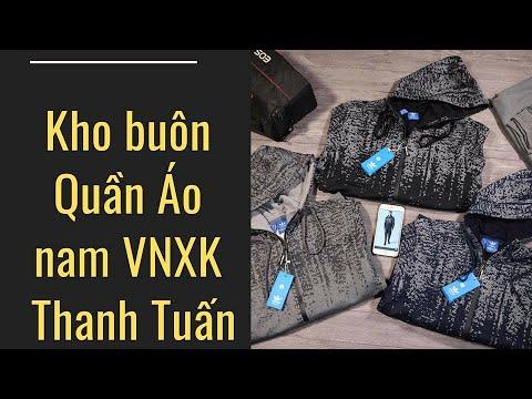Nguồn Hàng áo Gió Vnxk - Top 5 Nguồn Hàng Gió Vnxk Gá Tốt - Kho Buôn Thanh Tuấn