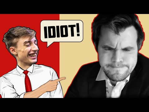 Magnus Carlsen played like a... WHAT?!