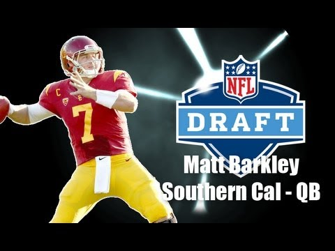 Matt Barkley - 2013 NFL Draft Profile