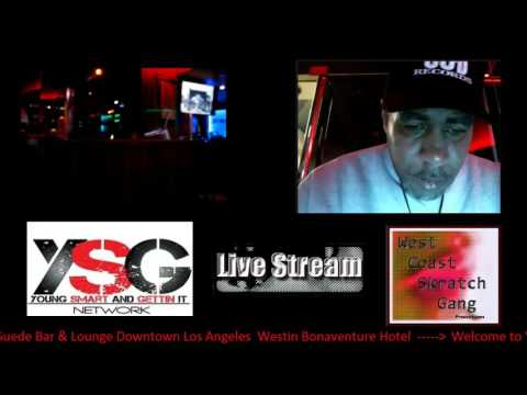 Industry Monday at The Suede Bar & Lounge Los Angeles Live Stream