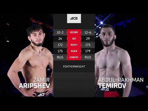 ACA 126: Замир Арипшев vs. Абдул-Рахман Темиров   Zamir Aripshev vs. Abdul-Rakhman Temirov