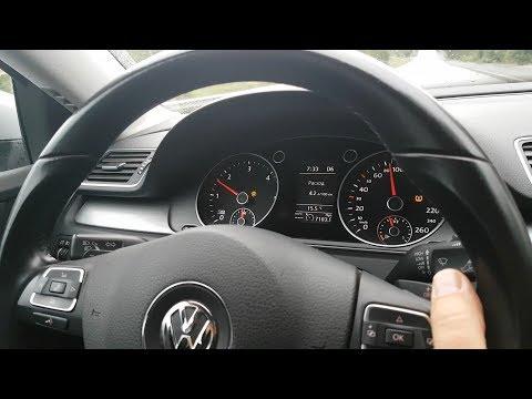 Реальный Расход Топлива VW Passat B7 2.0TDI c DSG