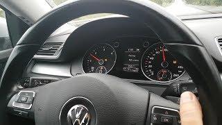 Volkswagen Passat B7 видеообзор