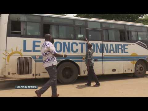 #MadeinAfrica Dans les coulisses des Gbakas, wôrôwôrô et taxi compteurs