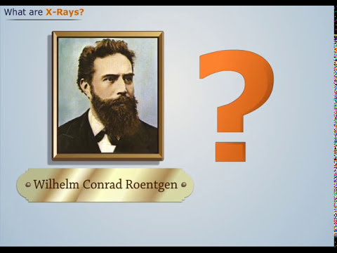 What are X-Rays? - Magic Marks