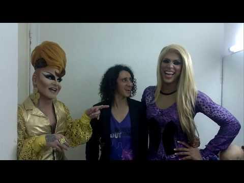 Nina Flowers Y Jessica Wild en GENETIC GUATEMALA (Segunda Parte Biggest Anniversary)