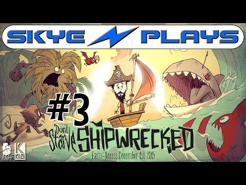 Don't Starve Shipwrecked Part 3 ►Island of the Fruit Machine?!?◀ Gameplay/Let's Play [1080p 60 FPS]