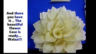 How To Arts \u0026 Crafts | Dua Has It Colored Episode 10 | The Cone Flowers