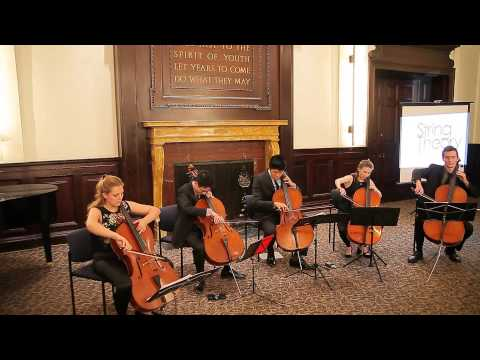 [Chapter 1/12] Cello Song by the Piano Guys for 5 Cellos - String Theory