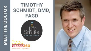 Now Trending - What influenced Dr. Timothy Schmidt to become the finest Dentist in Phoenix ?