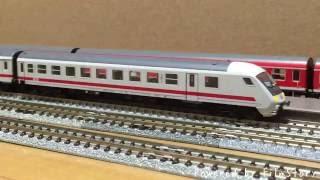 """Fleischmann BR101 """"IC"""" Intercity Spur N"""