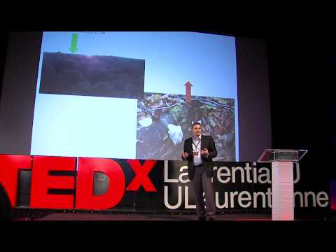 Climate Change, The Biosphere & Ontario's North: Dr. Nathan Basiliko at TEDxLaurentianU