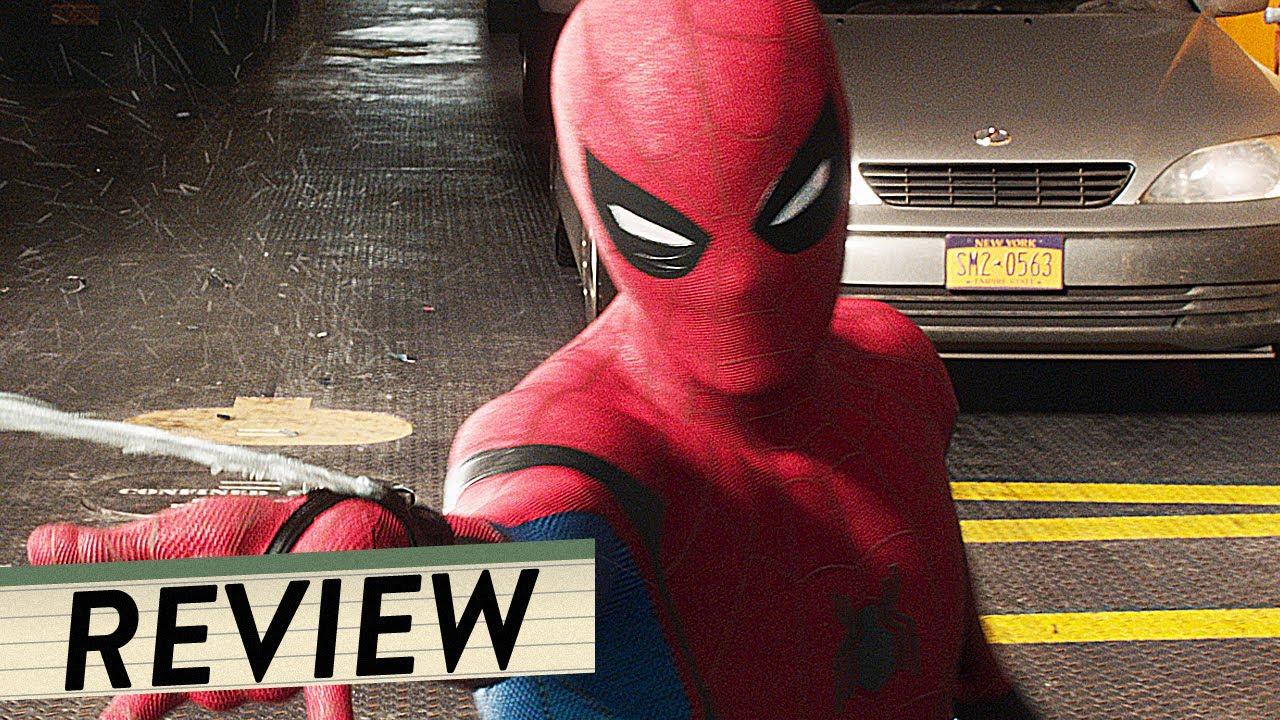 spiderman homecoming kritik