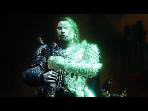 SHADOW OF WAR - HIGH Level 1165 Wanderer Overlord Mystic Citadel Boss Battle