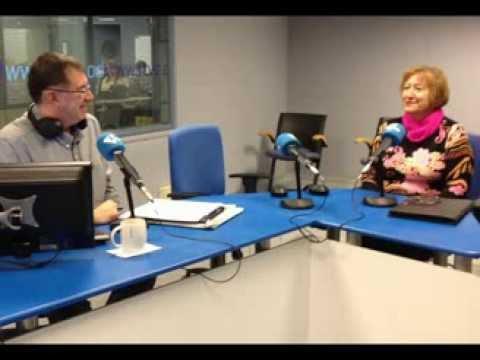 Radio Nacional de Andorra - Angels Codina 20-11-2012