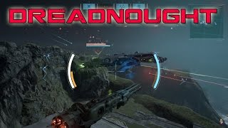 Dreadnought Gameplay Epic artillery cruiser Victory