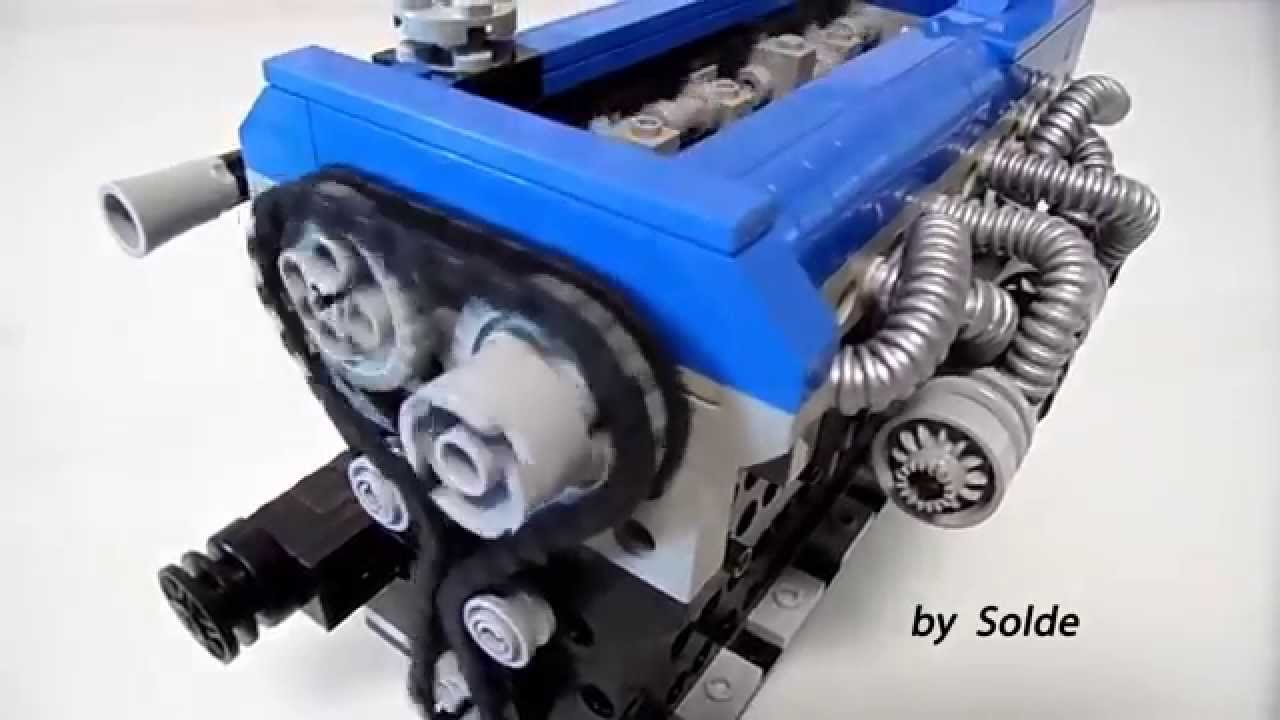 lego rb26 engine by solde youtube. Black Bedroom Furniture Sets. Home Design Ideas