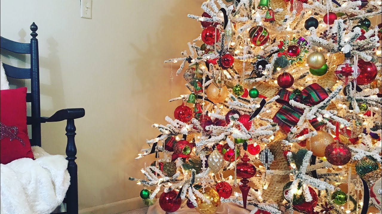 christmas decorating tree decorating tips