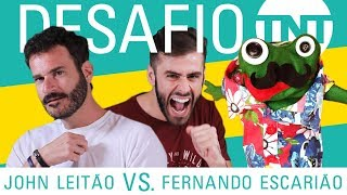 Baixar FERNANDO ESCARIÃO X JOHN LEITÃO: QUEM É O CANTOR? | Desafio TNT
