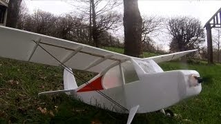 RCDaD - RC Aeronca Champ Depron Scratch Built