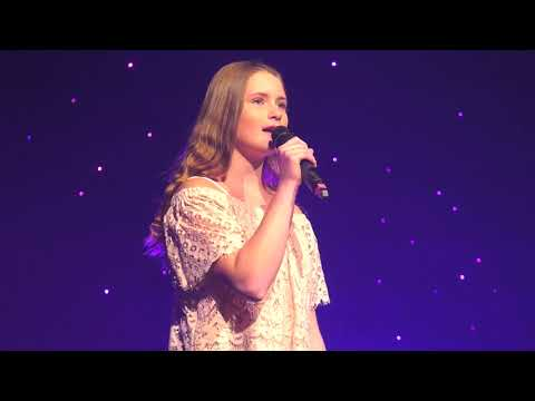 TITANIUM – DAVID GUETTA performed by REBECCA HARRIS at Open Mic UK music competition