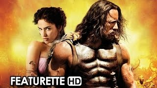 Hercules - Il Guerriero Featurette 'Hercules e Megara' (2014) Dwayne Johnson Movie HD