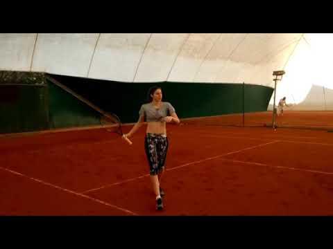 Bourse Tennis Etudes Universite USA OverBoarder - Juliette Talieu