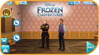 Disney Frozen Adventures - A New Match 3 Game(Toner's Trailor shop 3)| Jam City, Inc.| Puzzle|HayDay screenshot 2