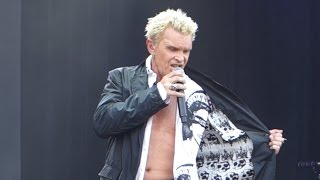 Billy Idol - Eyes Without a Face – Outside Lands 2015, Live in San Francisco