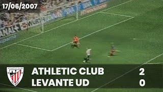 Liga 06-07 - J.38 - Athletic Club 2   Levante 0