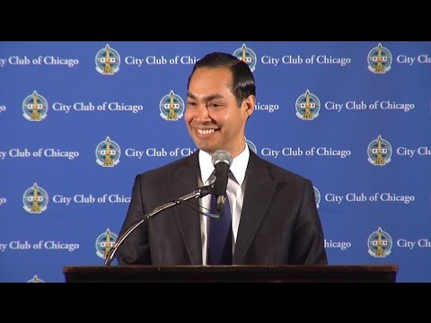 Julian Castro, Secretary, U.S. Department of Housing and Urban Development