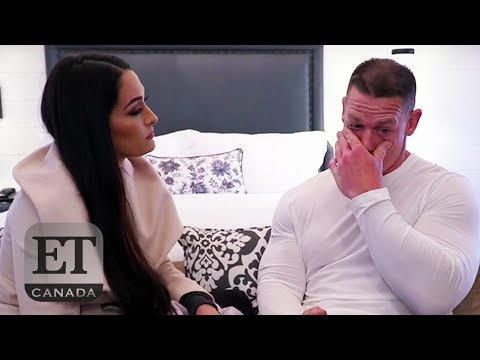 John Cena, Nikki Bella Filmed Their Breakup