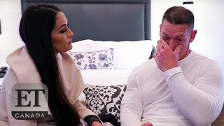 john cena nikki bella filmed their breakup