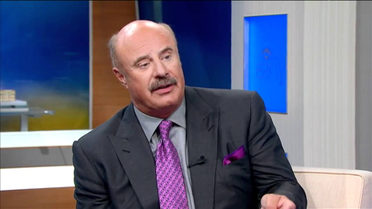 Dr  Phil on blended families