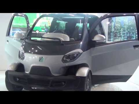 Piaggio NT3 Compact Concept at 12th Auto Expo 2014 The Motor Show Greater Noida