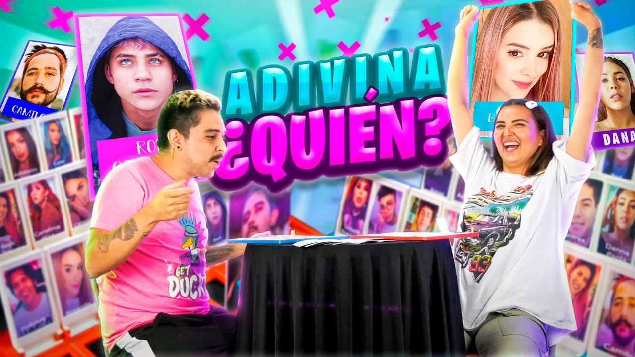 ADIVINA EL YOUTUBER. El juego de mesa más ÉPICO