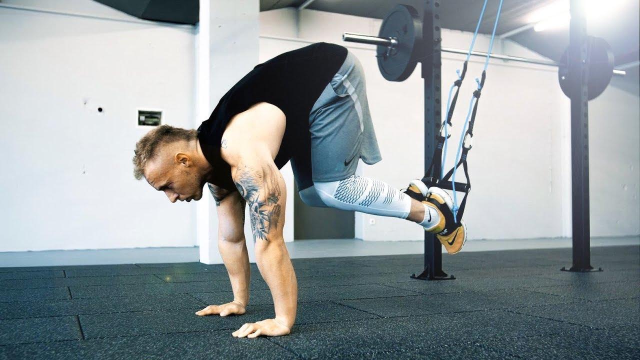 Sling Trainer Workout für Anfänger