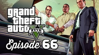 Grand Theft Auto 5 Walkthrough Part 66 - Surveying the Score (GTAV Gameplay Commentary )