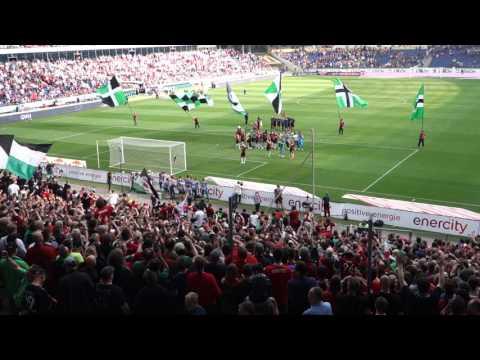 Hannover 96 - VfB Stuttgart | Dank an das Team 14.05.17 (HD)