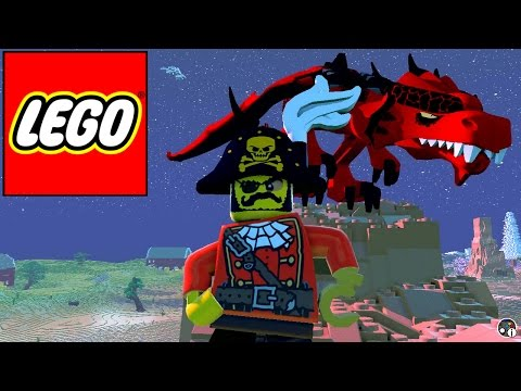 Lego Worlds - My Pet Dragon (4)