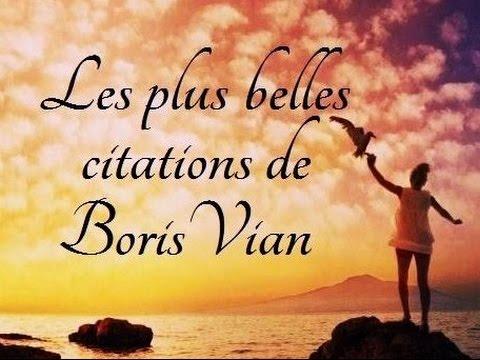 Les Plus Belles Citations De Boris Vian