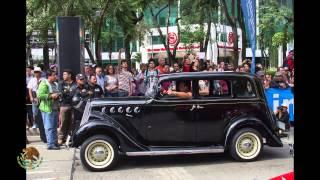 Autos Antiguos - GUINNESS WORLD RECORDS - MEXICO
