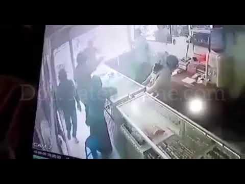 JATENGTIME - Perampokan Toko Emas Di Gubug Grobogan