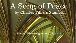 A Song of Peace (Stanford)