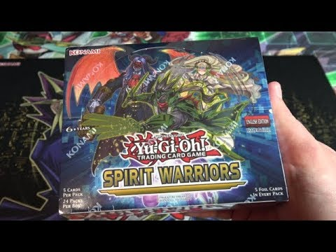 NEW Yugioh Spirit Warriors Unboxing - Magical Musketeers, Six Samurais, & Weather Painters!
