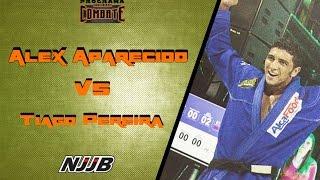 Desafio de Jiu Jitsu  - GO vs  DF -  Alex Aparecido vs Tiago Pereira