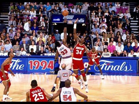 1994 NBA Finals vs. Houston Rockets - Knicks Intro at MSG